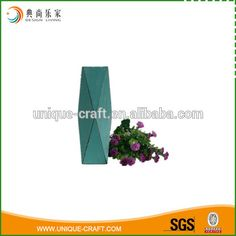 2016 cheap price metal decorative vase for table decoration