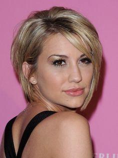 The Trendy and Stylish Short Celebrity Hairstyles for Women: Short Bob Hairstyles Celebrity ~ findmyhairstyle.com Celebrity Hairstyles Inspiration
