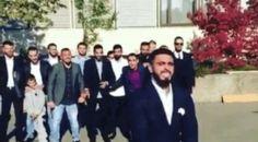 Quando é o Marido que joga o Bouquet de Casamento