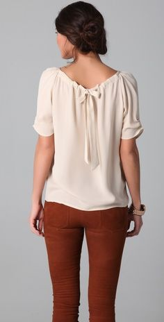 i love this romantic top i saw on how i met your mother...but it's so dang expensive!