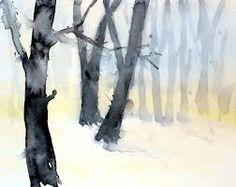 Aquarell Nebel - Google-Suche