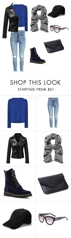"""Jhope"" by oana-hoidrag on Polyvore featuring By Malene Birger, Witchery, Donald J Pliner, Clava, rag & bone and New Directions"