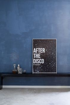 After the Disco statement illustration arose from an idea, that has been several years in the making. See all the illustrations at www.paradisco-productions.com #poster #illustration #print #artwork #design #interiordesign #inspiration #fashion