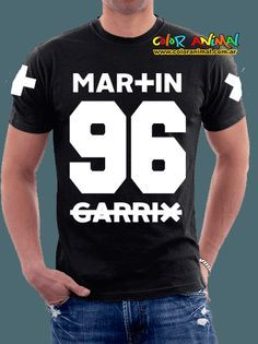 Martin Garrix 96 - Comprar en Color Animal