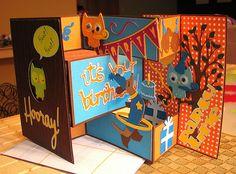 Cricut Birthday Card | Flickr - Photo Sharing!