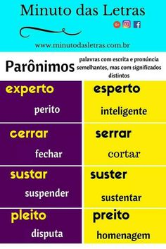 Build Your Brazilian Portuguese Vocabulary Portuguese Grammar, Portuguese Lessons, Portuguese Language, Learn Brazilian Portuguese, Bride Of Frankenstein, Study Motivation, Learning Spanish, Study Tips, Album