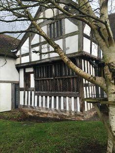 Beautiful Tudor house