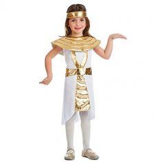 Déguisement Égyptienne dorée pour fille #costumespetitsenfants #nouveauté2017