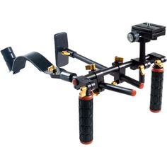 Dot Line Double Handle Rig with Shoulder Pad DL-V2 B&H Photo