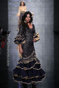 Fotografías Moda Flamenca - Simof 2014 - Adrián González 'Lola' Simof 2014 - Foto 18