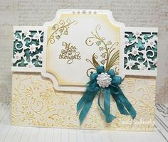 Caring Thoughts Clear Stamps | JustRite Papercraft Inspiration Blog