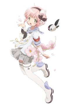 Magical Girl Raising Project Anime's Promo Shows Snow White Becoming Magical Girl , http://goodnewsanime.com/2016/09/magical-girl-raising-project-anime039s-promo-shows-snow-white-becoming-magical-girl.html