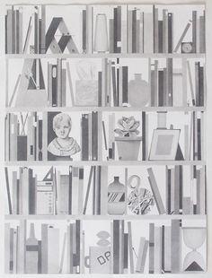 Milano Chow: Bookshelf