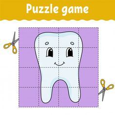 Puzzle game for kids . Learning game for children. Activity page. For toddler. Riddle for preschool. Simple flat isolated vector illustration in cute cartoon style , Learning Colors For Kids, Learning Games For Kids, Preschool Learning Activities, Learning Numbers, Kindergarten Worksheets, Number Puzzle Games, Numbers For Kids, Shape Puzzles, Puzzles For Kids