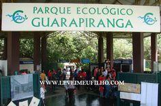 LEVEI MEU FILHO: PARQUE ECOLÓGICO DO GUARAPIRANGA – SÃO PAULO - SP
