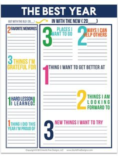 Goal Setting Worksheets for Kids & Adults Goals Template, Goal Setting Template, Goal Setting Worksheet, Smart Goals Worksheet, Goal Setting Activities, New Years Activities, Activities For Adults, Counseling Activities, Happy New Year