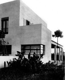 Architects House / Gregori WARCHAVCHIK / 1927-28
