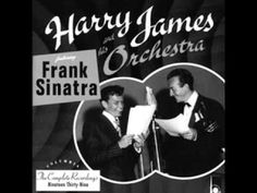 HARRY JAMES ORCHESTRA / FRANK SINATRA - If I Didn't Care (1939)