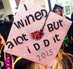 20 Best Graduation Cap Ideas For College Students - Christina Bee Check out this list of graduation cap ideas to make for your graduation. There are some really creative graduation cap designs for all interests! Nursing School Graduation, Graduation Diy, College Graduation Quotes, Funny Graduation Caps, Nursing Schools, Graduation Dresses, Graduate School, Graduation Cap Designs, Graduation Cap Decoration