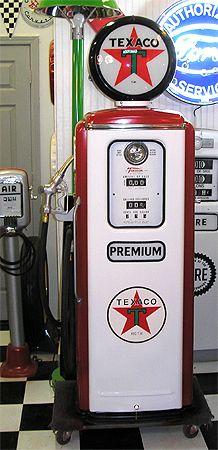 Texaco red star logo
