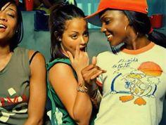 'Frontin' by Pharrell Williams Music video ft. Black Love, Beautiful Black Women, Shakira, Black Girl Magic, Black Girls, Lanisha Cole, Mimi Faust, Soft Ghetto, 2000s Fashion Trends