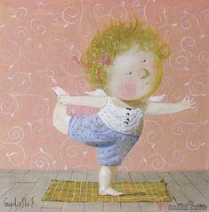 иллюстрации Евгении Гапчинской