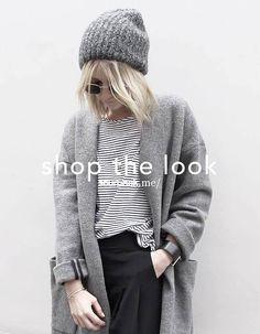 Bedeckt und eingehüllt in den Herbst! Shop the Look: http://sturbock.me/NXp