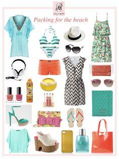 Home-Styling | Ana Antunes: Packing For Caribbean Resort Style * Mala de Férias Versão Resort Caraíbas