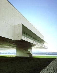 Municipal Library, Viana Do Castelo, Portugal by Alvar Siza