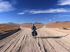 Southern Bolivia by bicycle