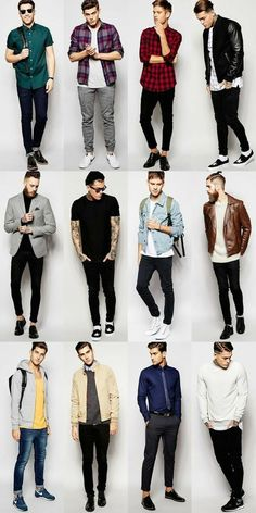Mens Style Discover Moda Hombre Casual Ideas Outfit Grid 26 New Ideas Buy Clothes Online Online Clothing Stores Style Masculin Look Man Neue Outfits Men& Outfits Mens Dress Outfits Man Outfit Herren Outfit Buy Clothes Online, Online Clothing Stores, Stylish Mens Outfits, Casual Summer Outfits, Stylish Dresses, Mode Masculine, Mode Man, Neue Outfits, Men's Outfits