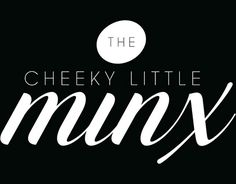 """Check out new work on my portfolio: """"* { The Cheeky Little Minx } *""""… Working On Myself, New Work, My Life, Company Logo, Behance, Logos, Check, Design, Logo"""