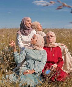 Hijab Fashion Summer, Modest Fashion Hijab, Modern Hijab Fashion, Street Hijab Fashion, Hijab Fashion Inspiration, Muslim Fashion, Modesty Fashion, Hijabi Girl, Girl Hijab