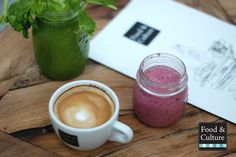 Coffee & Smoothie F&C