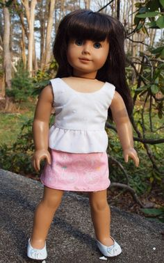 American Girl Doll Clothes  18 doll Clothes   by AbygailElizabeth, $11.00