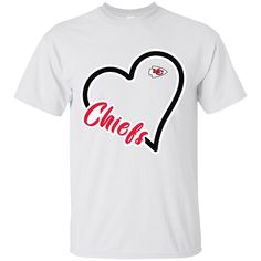 Kansas City Chiefs Shirts, Tee Shirts, Tees, Cricut Ideas, Shirt Ideas, Volleyball, Super Bowl, Royals, Tatoos