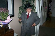 My granddaughter rocks as Mr. Salt in Willie Wonka.  She's our little actress