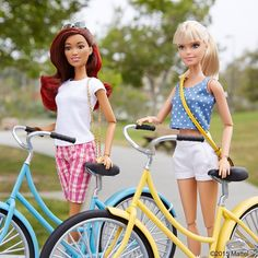 Let your friends lead you down a road of new experiences! #besuper #barbie #barbiestyle