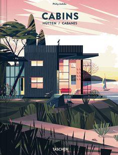 Galeria de Arte e Arquitetura: 61 Cabanas Ilustradas por Marie-Laure Cruschi - 1