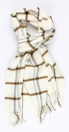 Stripes Pattern Winter Fall Scarf, 12×72, Off « Clothing Impulse