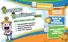 Check the spelling classroom check list. Why kids love us.