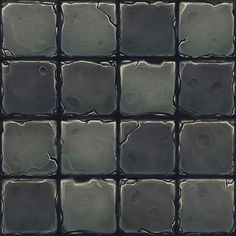 Hand Painted Textures - Polycount Forum