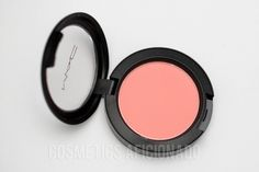 http://www.cosmeticsaficionado.com/mac-royal-sunset-powder-blush-review-swatches/ via @CosmeticsAficionado mac, royal sunset, all about orange, makeup, powder blush, review, swatches