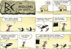 B.C. by Mastroianni and Hart Sunday, July 06, 2014