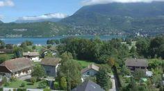 Cote lac luxeux chalet