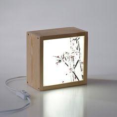 Kit caja de luz Bambú por kitkasa. Crea y personaliza tu propia caja de luz. Consegue una cálida luz ambiente. https://www.etsy.com/es/listing/399609239/kit-caja-de-luz-bambu?utm_source=Pinterest&utm_medium=PageTools&utm_campaign=Share