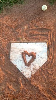 Baseball home plate heart Tx Rangers, Rangers Baseball, Baseball Plate, Baseball Mom, Softball Gifts, Field Of Dreams, Take Me Out, Baseball Season, Coach Gifts