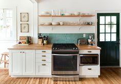 Goodbye Brooklyn, Hello Savannah: A Scandinavian-Meets-Craftsman Style Bungalow Renovation