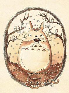 Merchandise Gifts & Products to Totoro Fans. Accessories, T-Shirt, Bag, Plush, totoro slipper Otaku Anime, Manga Anime, Anime Art, Hayao Miyazaki, Studio Ghibli Films, Art Studio Ghibli, Animation, Girls Anime, Howls Moving Castle