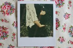 Maternity / bump portraiture.. Impossible project / Polaroid..  {Sally T Photography - Alternative Wedding Photographer..}